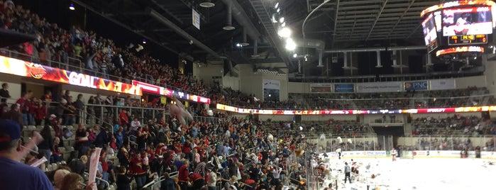 Indiana Farmers Coliseum is one of Tempat yang Disukai David.