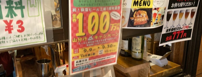 Nakano Beer Kobo is one of Japan. Places.