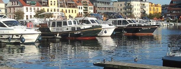 Hafen Waren (Müritz) is one of Dominik : понравившиеся места.