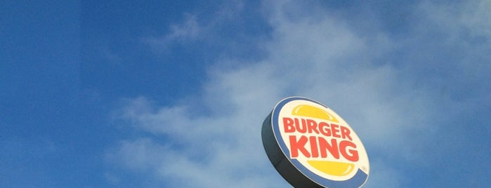Burger King is one of Lieux qui ont plu à AnaRosa.