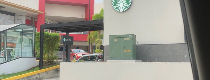 Starbucks is one of สถานที่ที่บันทึกไว้ของ Cosette.