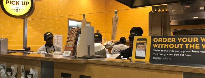 Which Wich Uptown is one of Locais curtidos por Christopher.