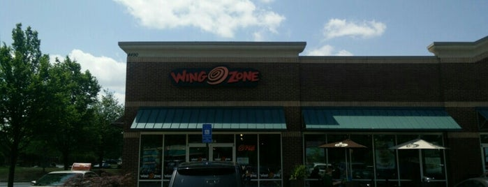 Wing Zone is one of Best of NYC.