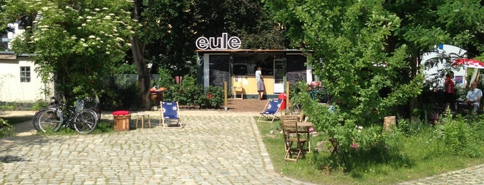Café Eule is one of The Insider's Guide to SoTie.