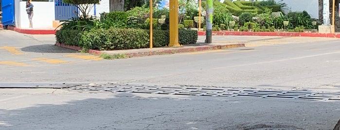 Instituto Nacional de Salud Publica is one of Work Travels.