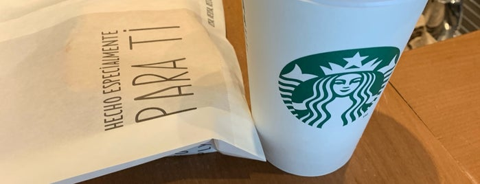 Starbucks is one of Dianaさんのお気に入りスポット.