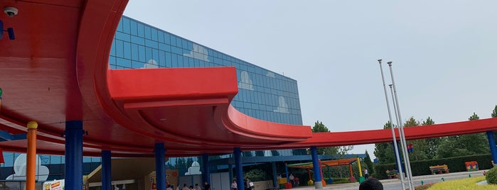 Toy Story Hotel is one of Shanghai.