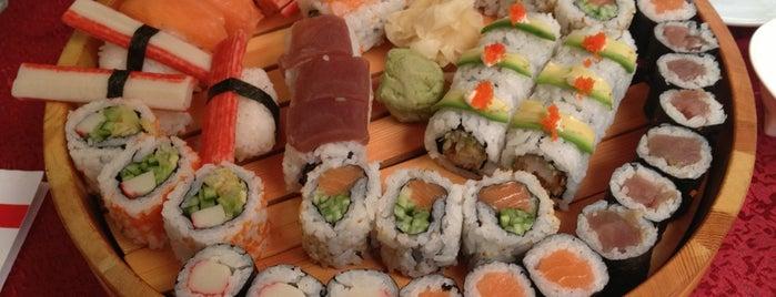 Sushi & Noodle House is one of Yemek.