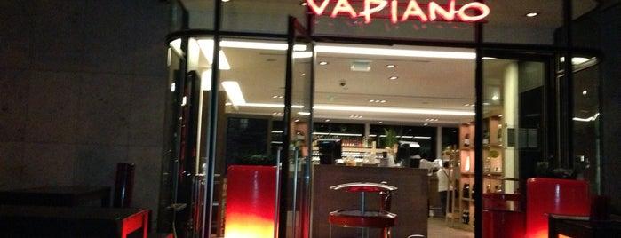 Vapiano is one of Lugares guardados de N..
