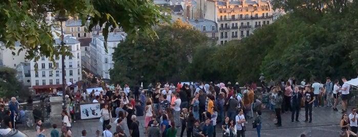 Montmartre Village is one of PARIS - food/shops.