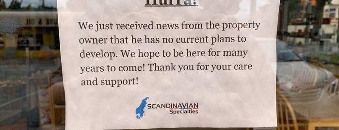 Scandinavian Specialties is one of Seattle Food.