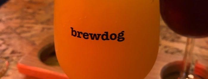 BrewDog Southampton is one of Locais curtidos por Carl.