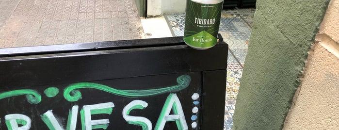 Okasional Beer is one of Barcelona Craft Beer.