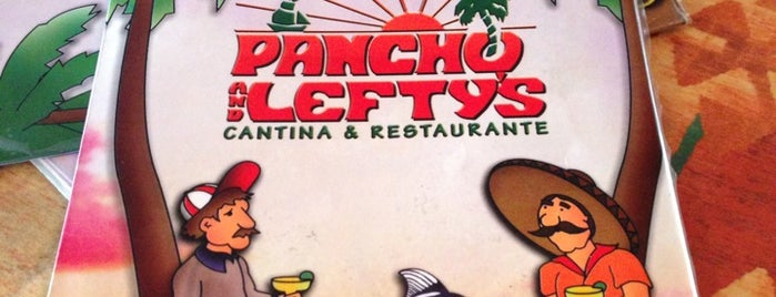 Pancho & Lefty's Cantina and Restaurante is one of Hawaii.