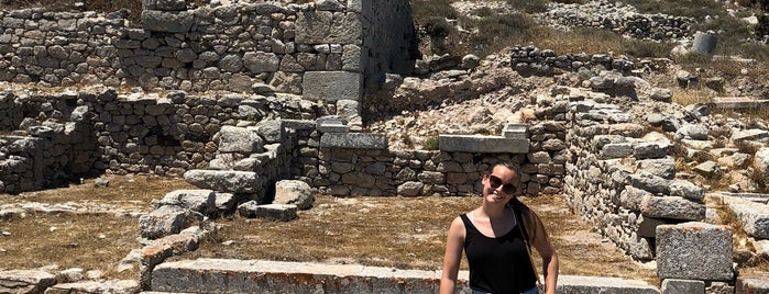 Ancient Thera is one of Part 3 - Attractions in Europe.