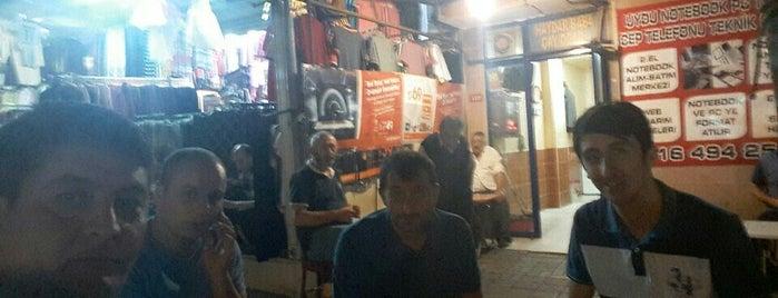 Haydar Baba Çay Ocağı is one of Orte, die İsim Yok gefallen.