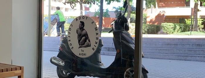 Bikram Yoga is one of สถานที่ที่ Valeria ถูกใจ.