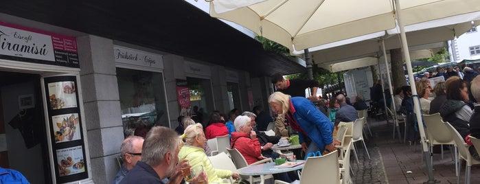 Eiscafe Tiramisu is one of Locais curtidos por Dieter.