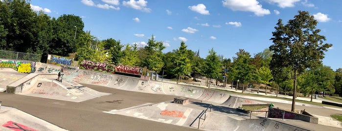 Skatepark is one of Donaupromenade Tuttlingen.