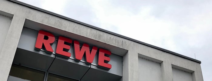 REWE is one of Lugares favoritos de Arzu.