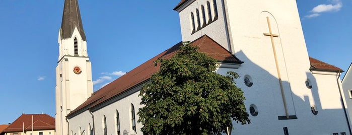 St. Gallus Kirche is one of Sightseeing Tuttlingen.