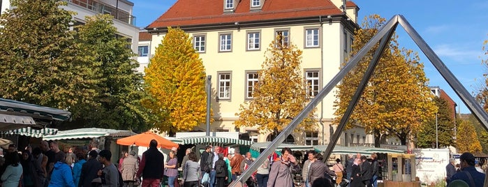 Marktplatz Tuttlingen is one of Sightseeing Tuttlingen.