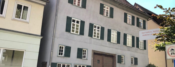 Das Tuttlinger Haus is one of Sightseeing Tuttlingen.