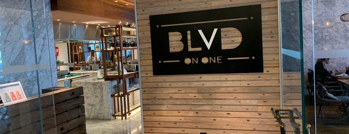 Blvd On One is one of Lugares favoritos de Sofie.