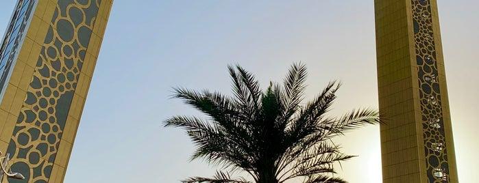Dubai Frame is one of Nahedah'ın Beğendiği Mekanlar.