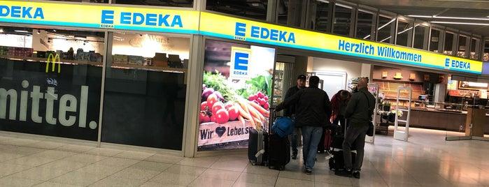 EDEKA is one of Lieux qui ont plu à Sehnaz.