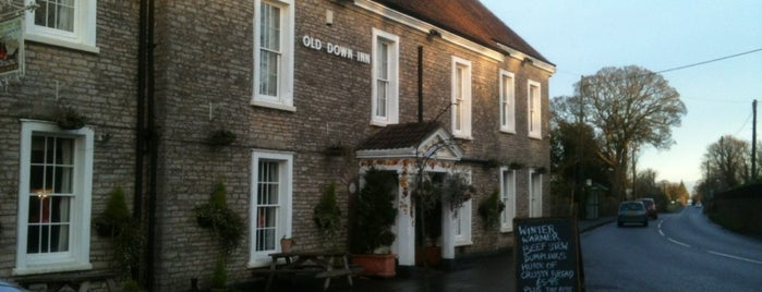 Old Down Inn is one of Lugares favoritos de Carl.