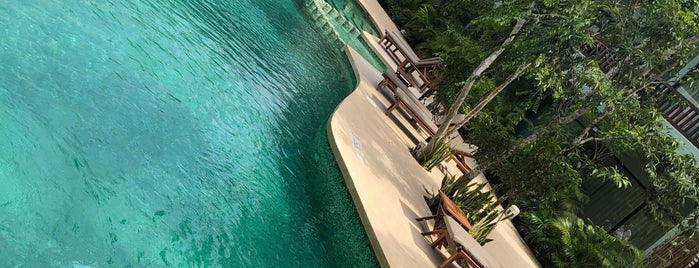 Aluna Hotel Tulum is one of Juliana : понравившиеся места.