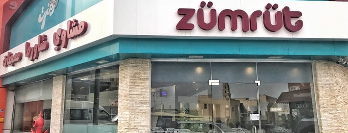 Zümrüt is one of Adam's Liked Places.