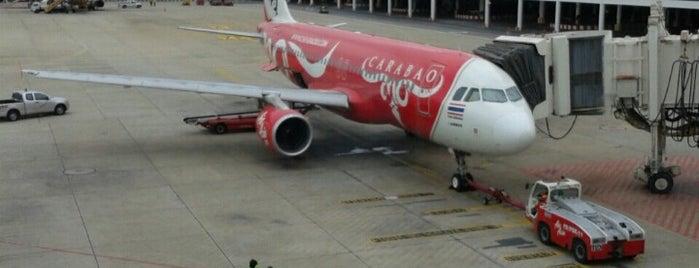 돈므앙 국제공항 (DMK) is one of International Airport Lists (2).