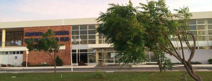 Aeroporto Internacional de Parnaíba / Prefeito Dr. João Silva Filho (PHB) is one of JRA: сохраненные места.