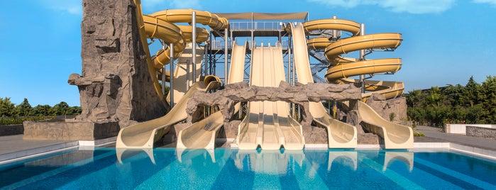 Wet'n Wild Theme Park is one of Турция.