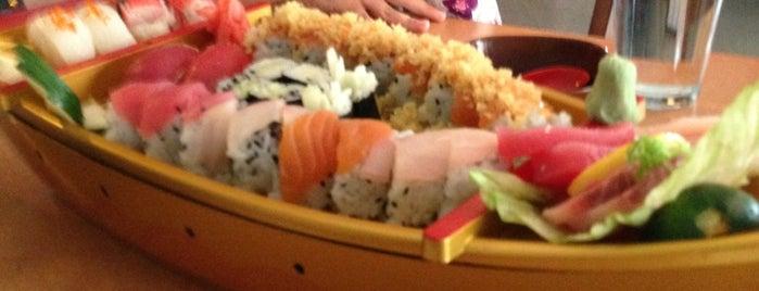 Momotaro Sushi is one of rva.