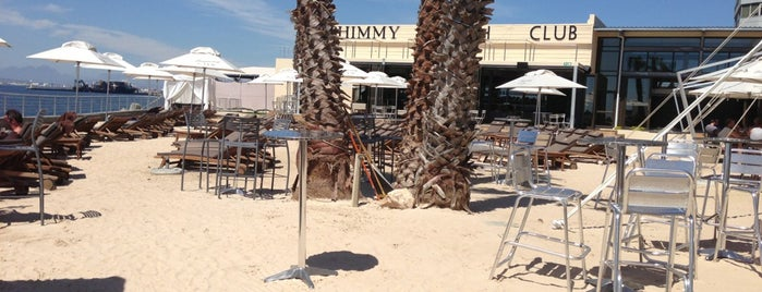 Shimmy Beach Club is one of cape town • to eat × to do.