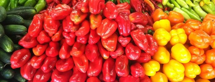 Perrine's Produce is one of Locais curtidos por Jessica.
