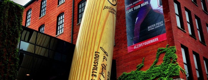 Louisville Slugger Museum & Factory is one of Birthday Trip.