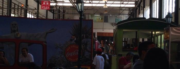Bilheteria do Trem do Corcovado is one of Posti salvati di Dade.