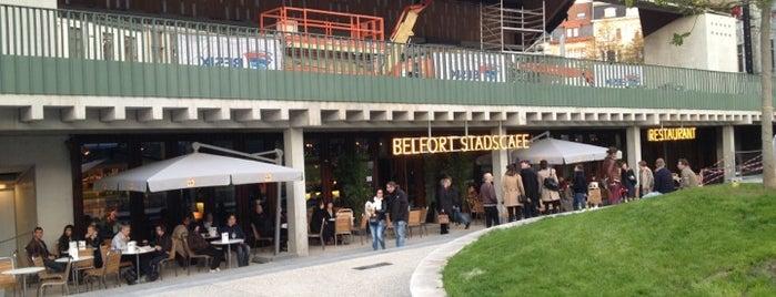 Belfort Stadscafé-restaurant is one of Restaurants Gent.