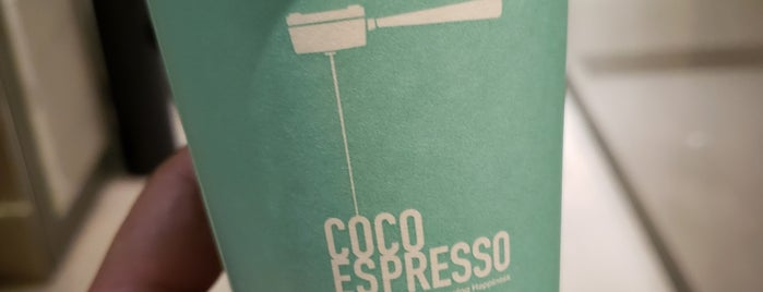 Coco Espresso is one of Hong Kong.