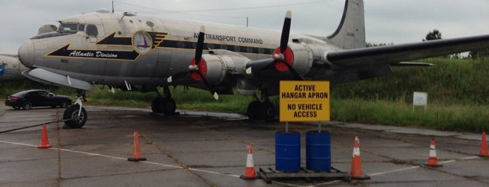 North Weald Airfield is one of Markets.