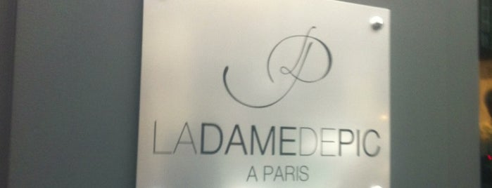 La Dame de Pic is one of Paris.