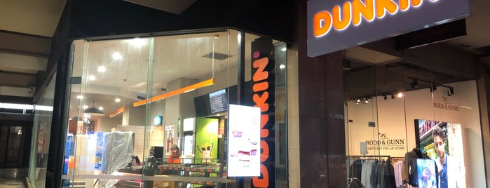 Dunkin' is one of NZ to go.