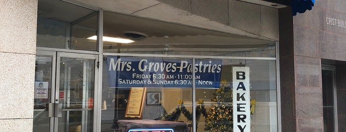 Mrs. Grove's Pastries is one of Ski trips.