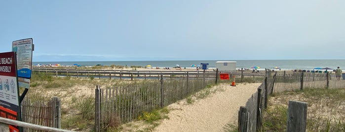 Hickman Street Beach is one of Locais curtidos por Bryan.