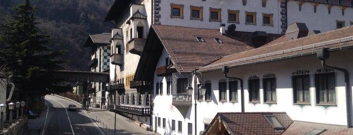 Forst - Birreria / Bräustüberl / Giardino is one of Posti che sono piaciuti a Daniela.