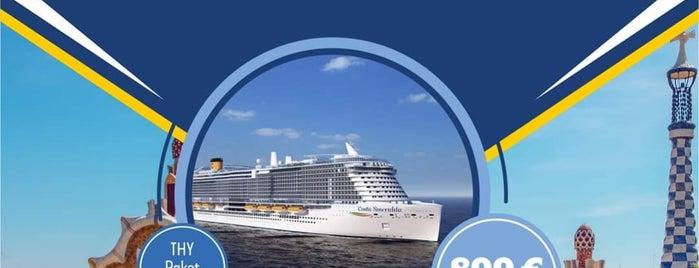 Cruises in Turkey is one of สถานที่ที่ Mertesacker ถูกใจ.